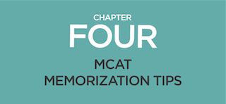 MCAT Study Guide, Chapter 4