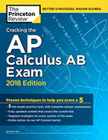 AP Calculus AB Exam Book Cover