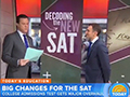 TODAY Show Video: New SAT Tips